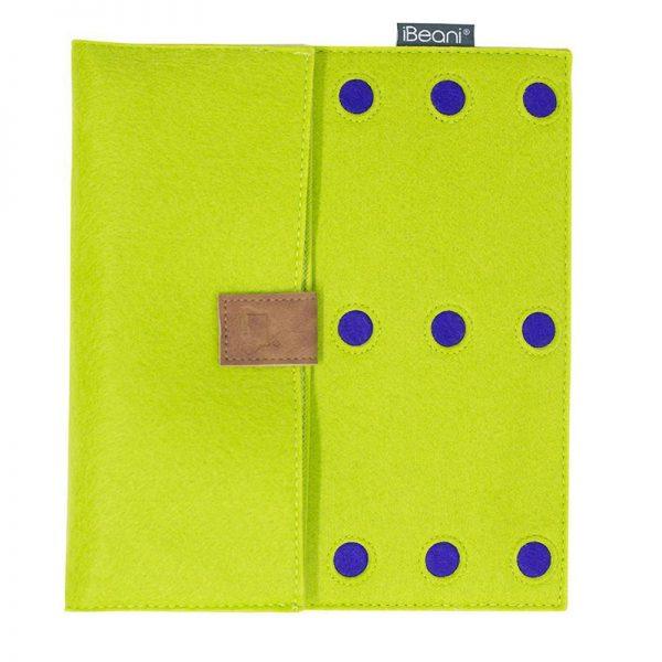 Lime tablet sleeve ibeani