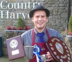Multi-award-winning butcher George Taylor