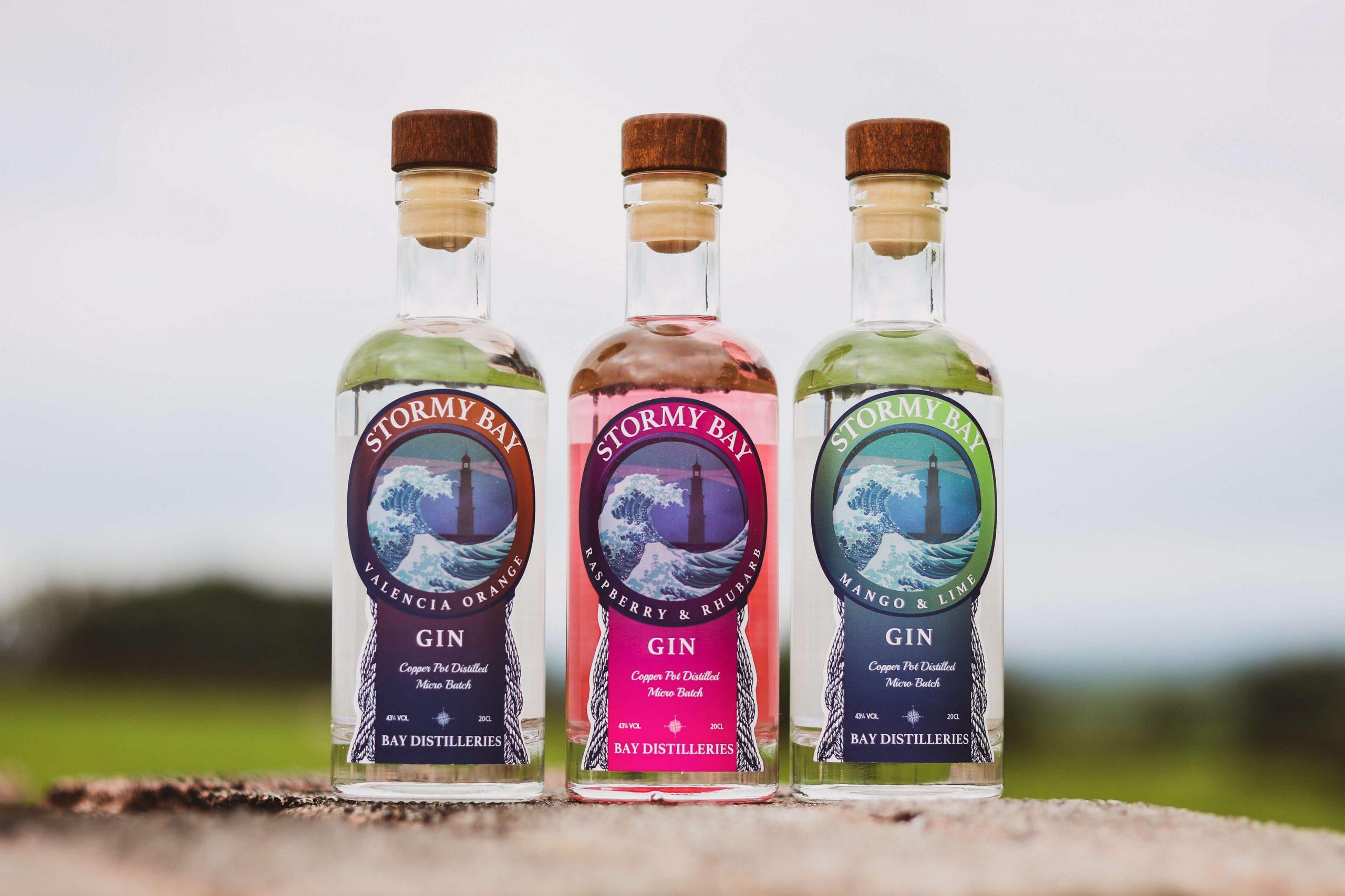 Stormy Bay gin