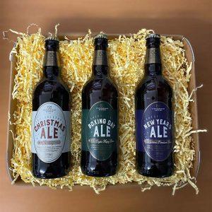 Festive Ale and Beer hamper