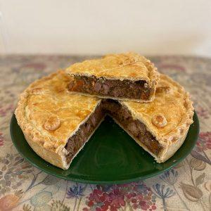 Lamb-pie