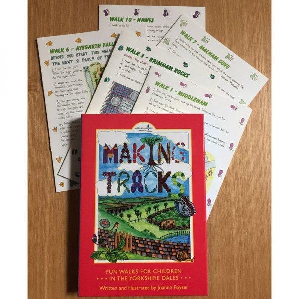 Making-Tracks-Walks