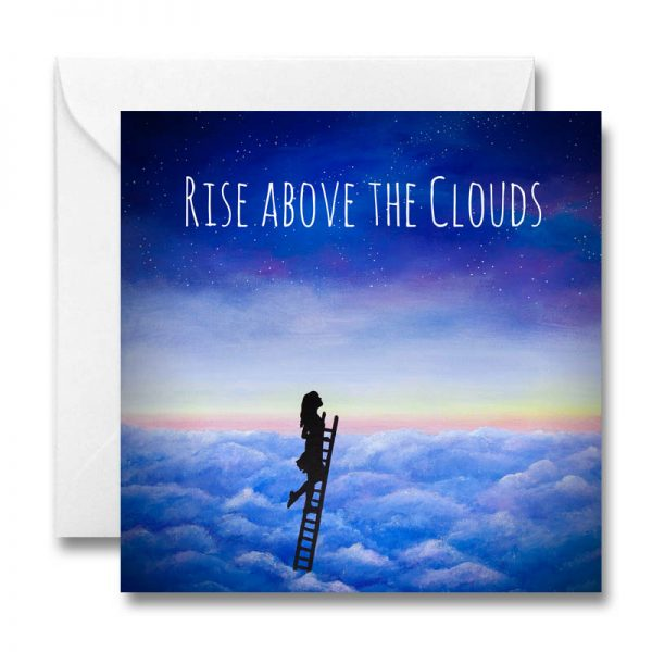 QA- Rise above the clouds