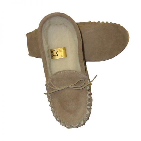 Robin mens slippers