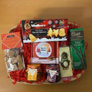 Sweet Treats christmas hamper