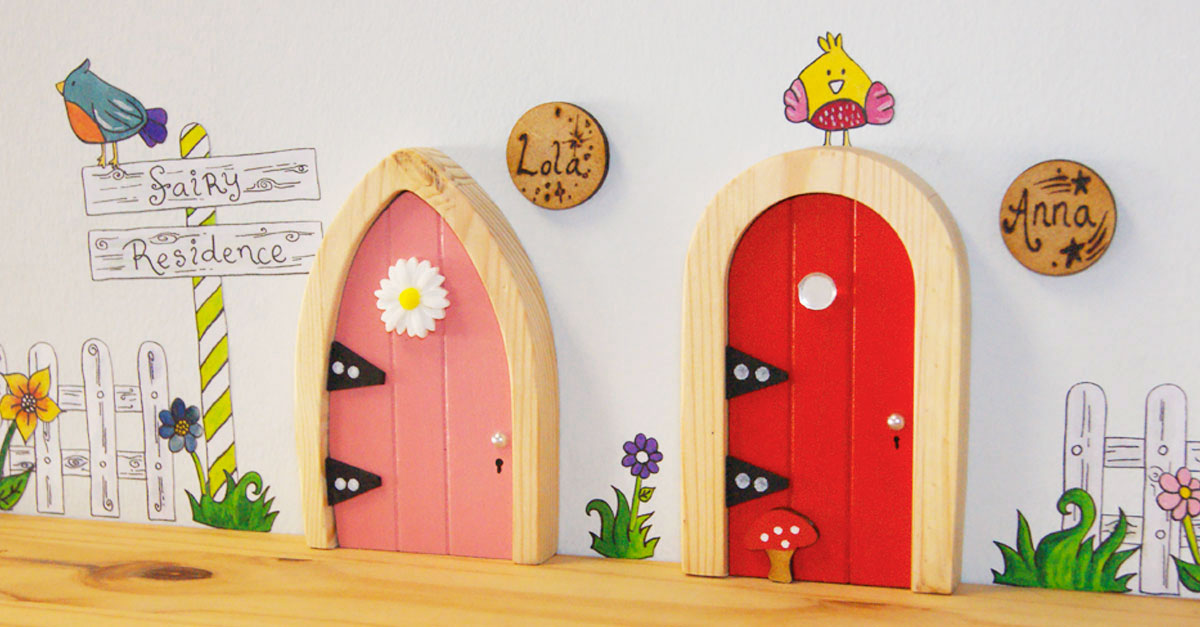 Games children 39 s toys country harvest for The little fairy door company