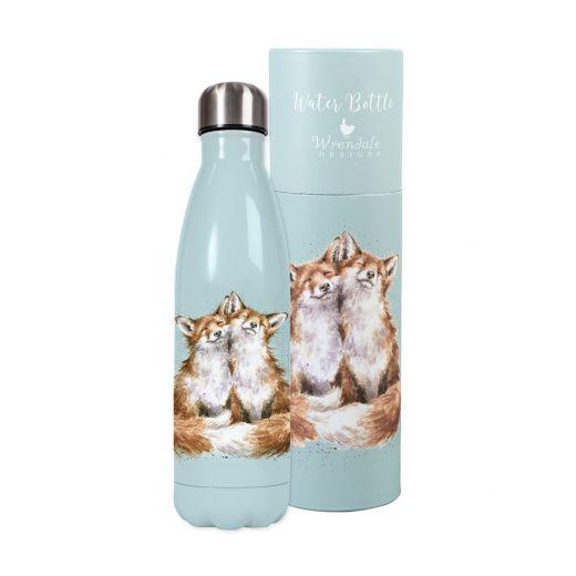 WB004_fox water bottle