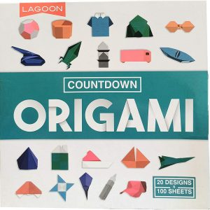 countdown origami