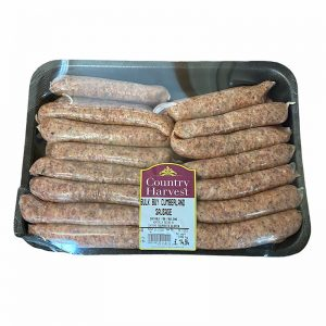 cumberland sausage bulk buy