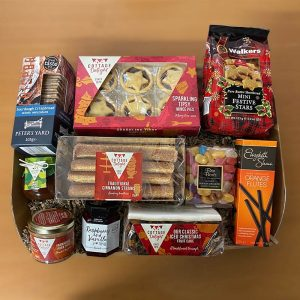 Festive Star goodie hamper