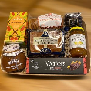 Ginger lovers hamper