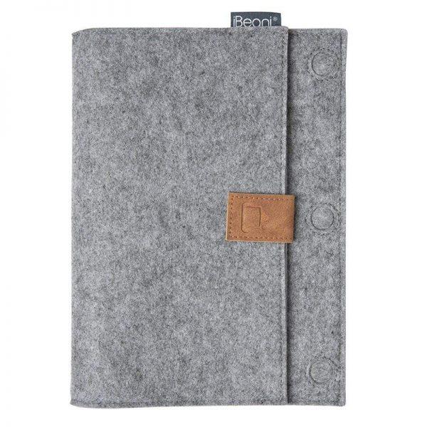 ibeani grey tablet sleeve