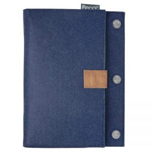 ibeani blue tablet sleeve