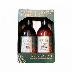 Fikkerts Kitchen Garden lotion gift set