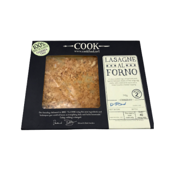 lasagne al forno pack