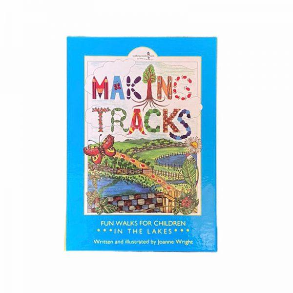 Making Tracks Book Walks for children