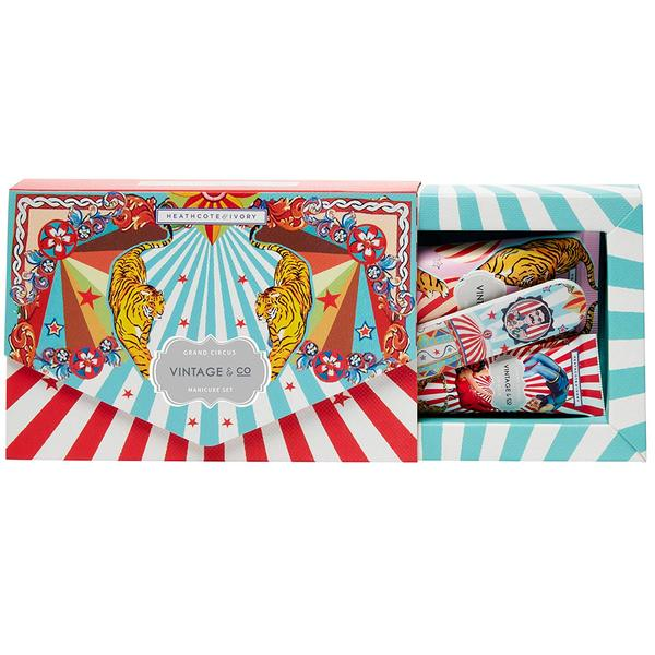 manicure set circus vintage & co4