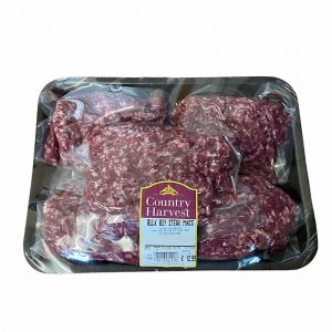 Steak mince bulk buy pack
